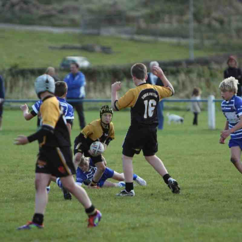 Siddal V Drighlington Under 11's