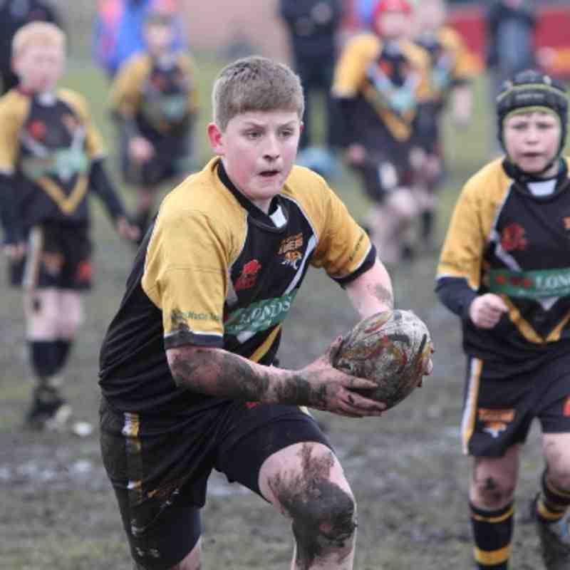 Driglington Under 12's V Siddal