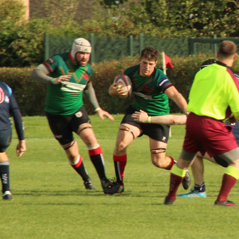 2nd XV Match Report: Dronfield vs Matlock