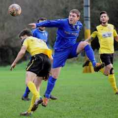 Pitman hat-trick secures 3 points in top of the clash