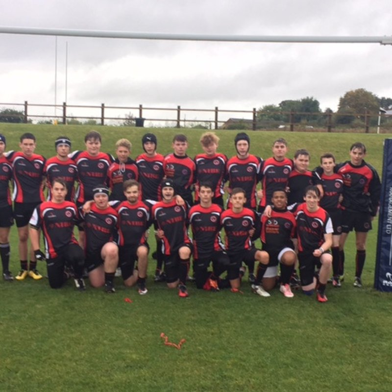 Mellish v  Chesterfield Panthers U16s