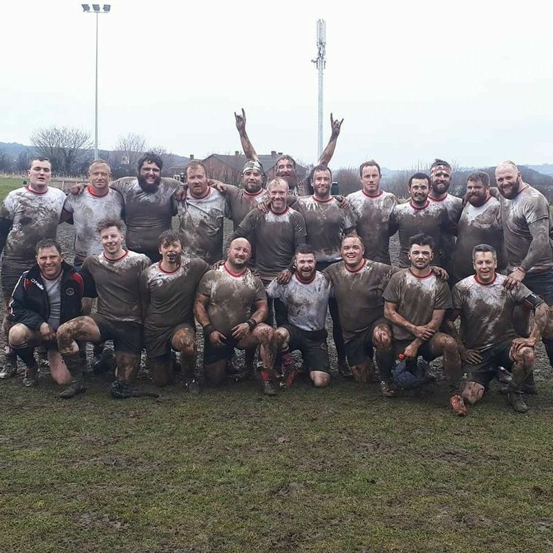 2nd XV Day in the mud!