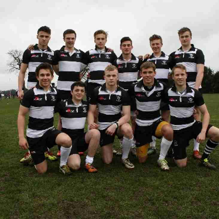 Banbury U16s star at Rosslyn Park 7s Tournament