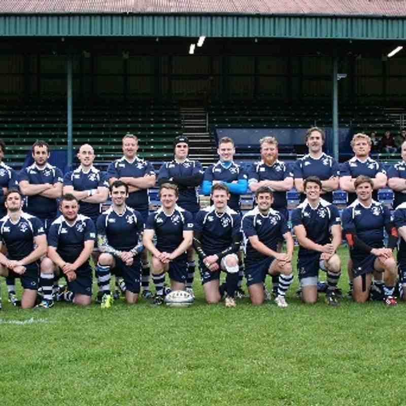 Oxfordshire County Cup Final - 7th May 2014
