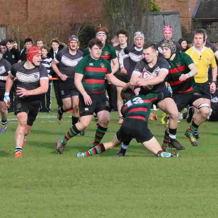 Colts see Bloxham through to NatWest Semi Final