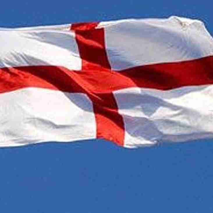 Happy St George's Day England!