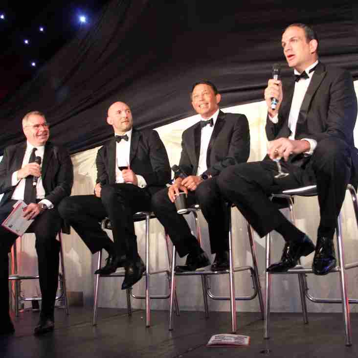 Lions Dinner & Auction raises over £20,000 for pitches
