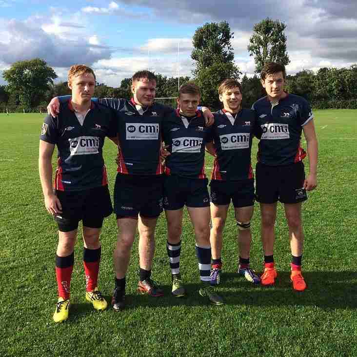 Banbury Five Shine in Oxfordshire Under 18s