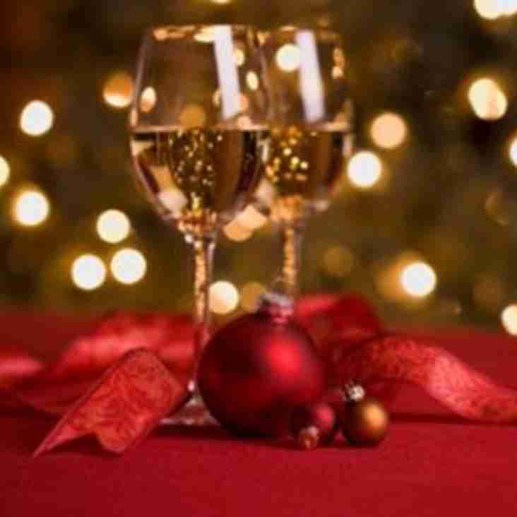 BOOK NOW - Christmas Dinner & Dance