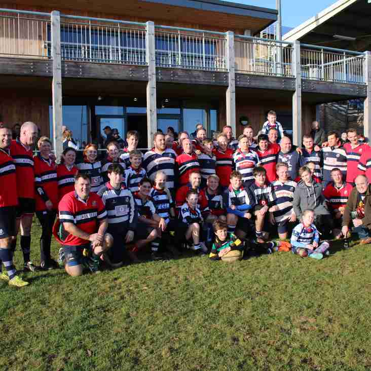 PLAYERS WANTED - Christmas Reunion Fixture !