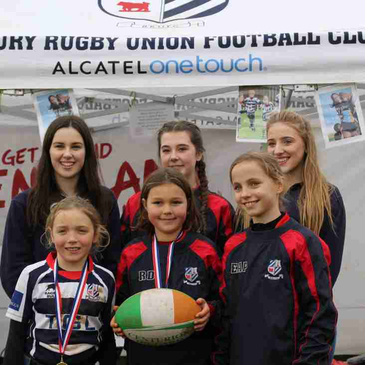 Development Opportunities for Girls Rugby