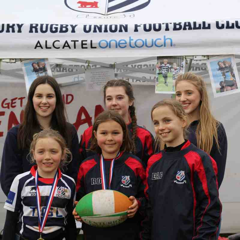 Banbury Girls at Mini Festival