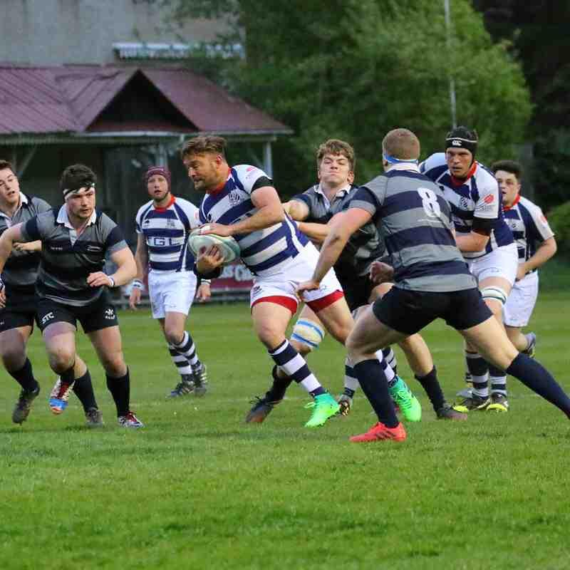 Oxon Cup Final - First Half - 13th Apr 17