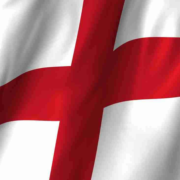 Happy St Georges Day!