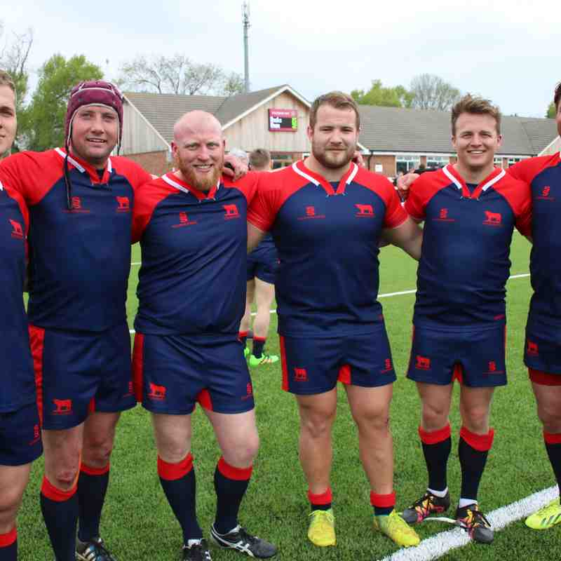 Buckinghamshire v Oxfordshire - Sat 6th May 17