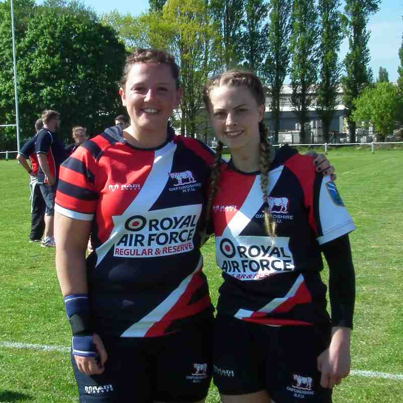 Cheshire Women v Oxfordshire - Sun 7th May '17 (by Emma Sale)