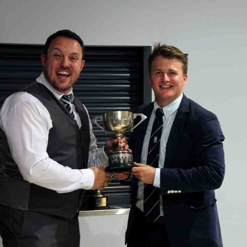 BRUFC 91st Annual Dinner - Fri 12th May '17 (by Zoe Blencowe)