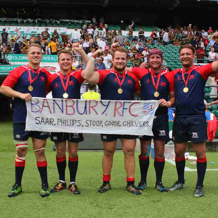 Bulls representing Oxfordshire RFU !