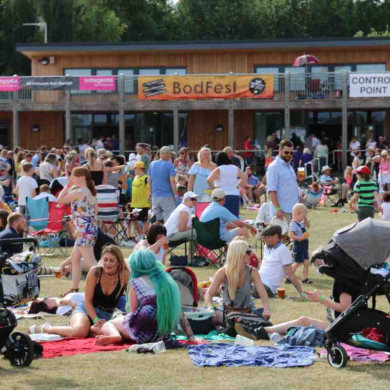 Bodfest 2017 at Bodicote Park - Sat 8th July 2017