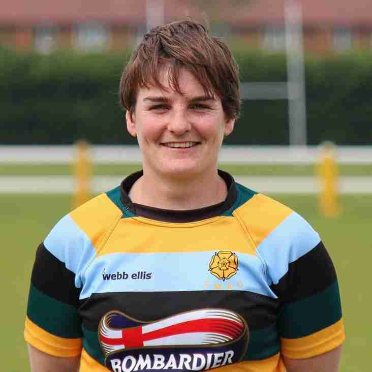 Keeli Wood Makes Top-Flight Rugby Debut !