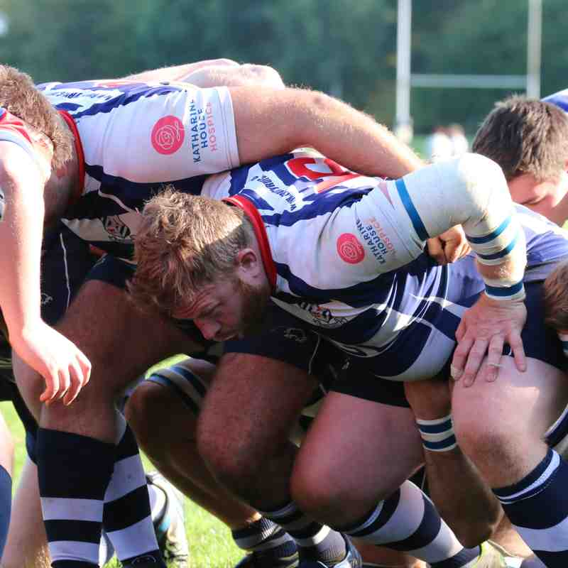 Banbury Bulls v Grove - Sat 23rd Sep '17