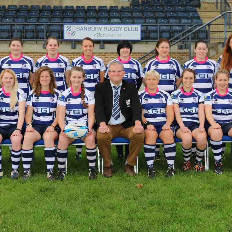 Banbury Belles v Greyhound Ladies - Sun 8th Oct '17