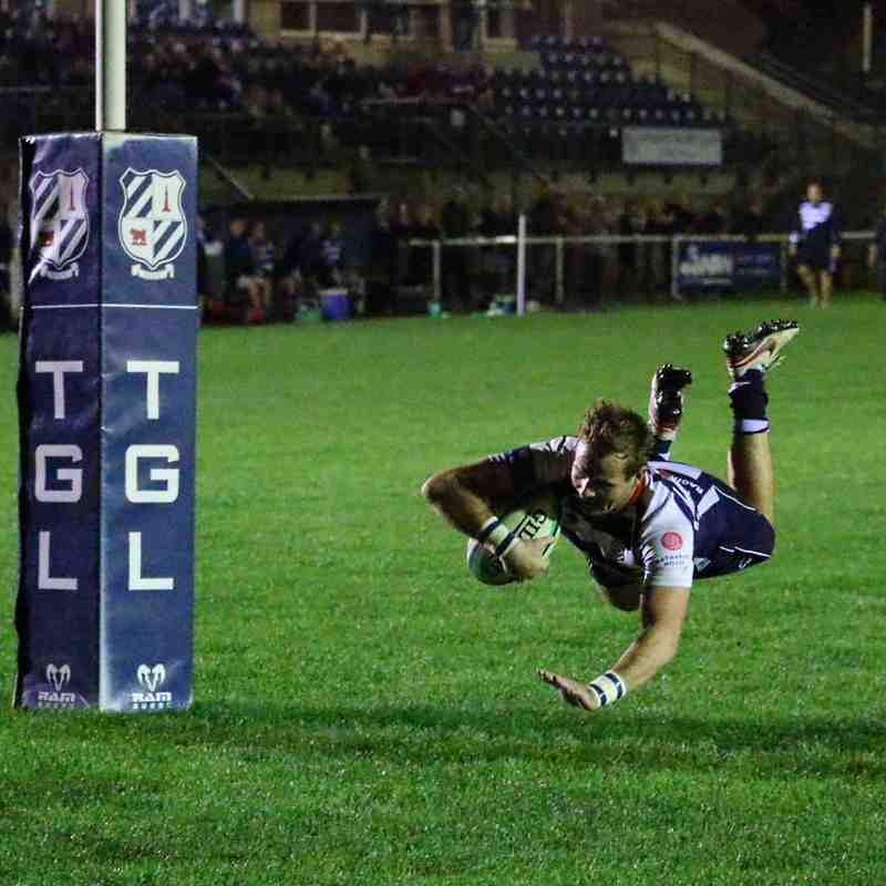 Banbury Bulls v Oxford Brookes (Cup) - Fri 13th Oct '17