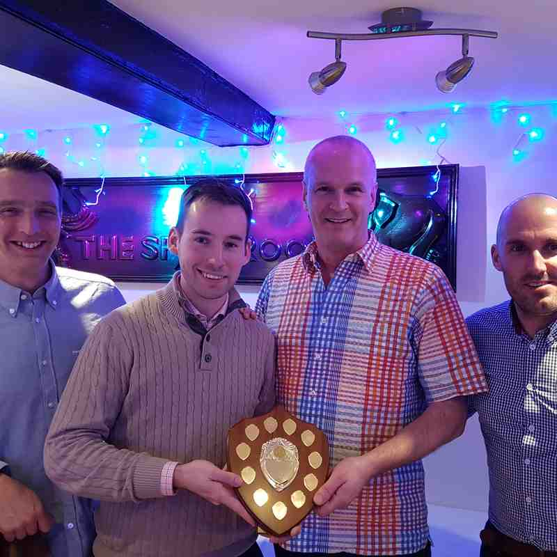 Banbury Touch Rugby Awards 2017