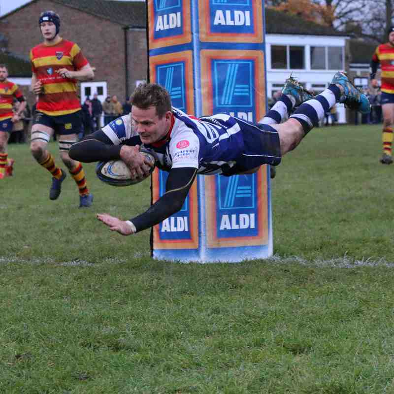 Bicester v Banbury Bulls - Sat 16th Dec '17