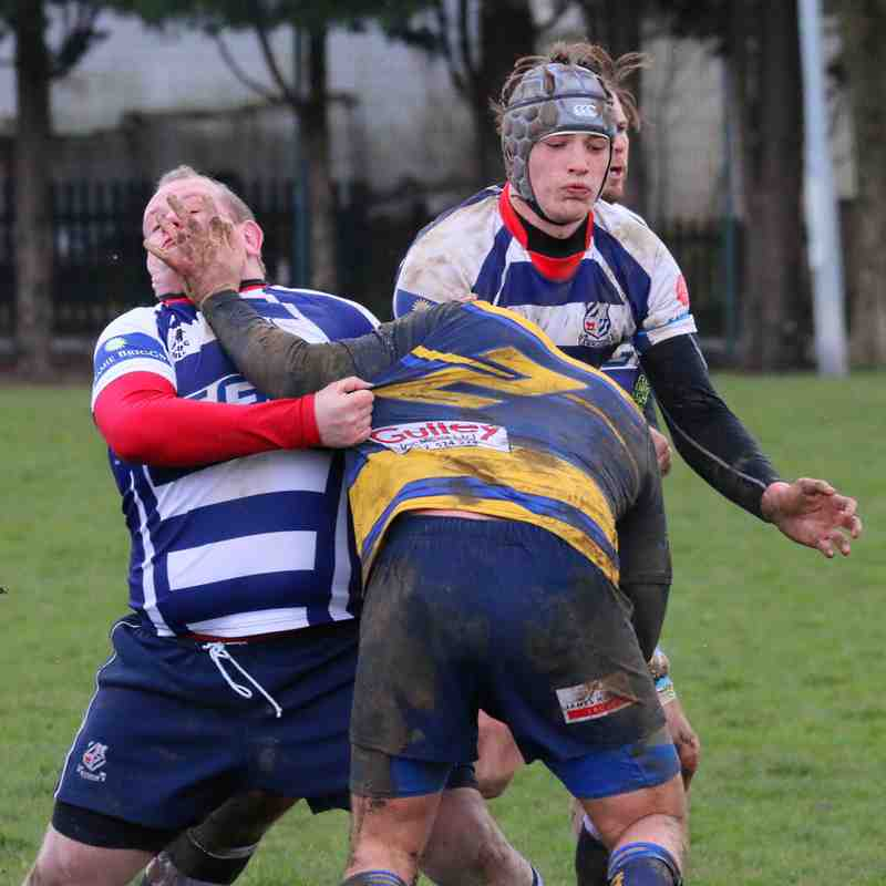 Old Centralians v Banbury Bulls - Sat 17th Mar '18