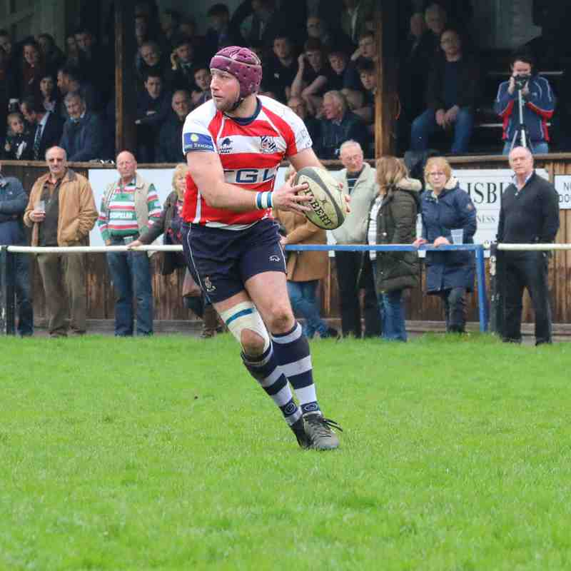 Stratford-upon-Avon v Bulls - Sat 7th Apr 18
