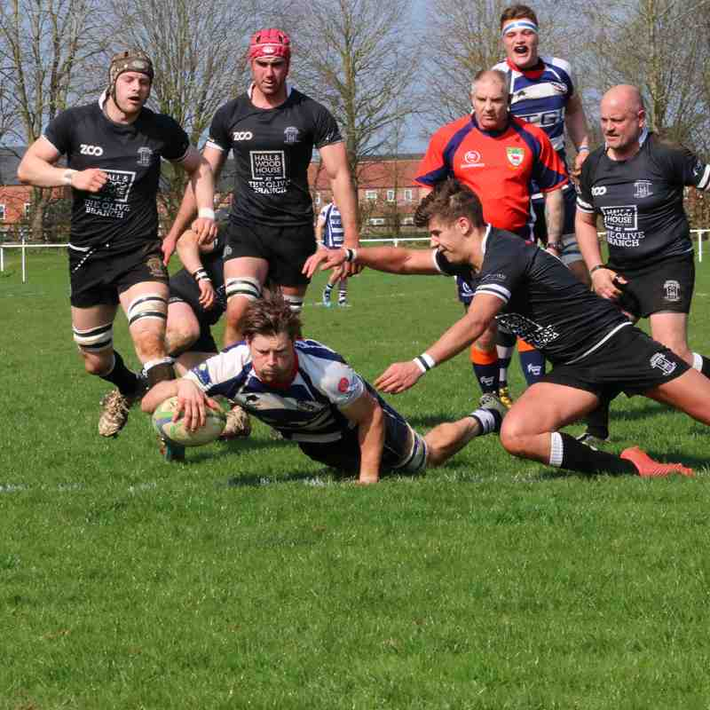 Banbury Bulls v Wimborne - Sat 14th Apr '18