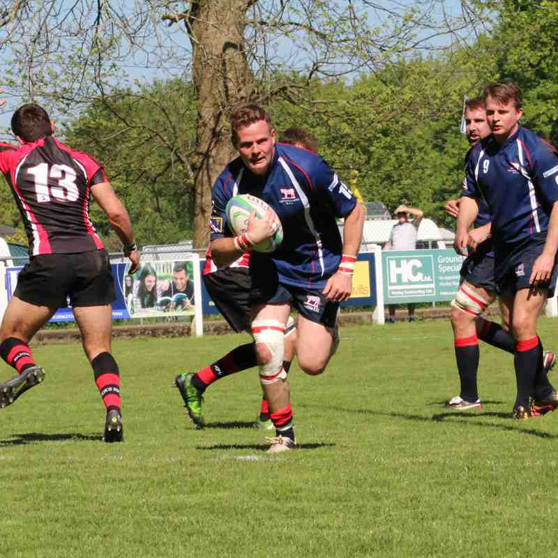 Oxfordshire v Buckinghamshire - 1st Half - Sat 5th May '18