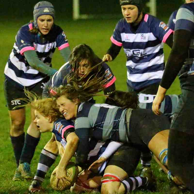 Banbury Belles v Oxford University - Fri 18th Jan '19 © Simon Grieve