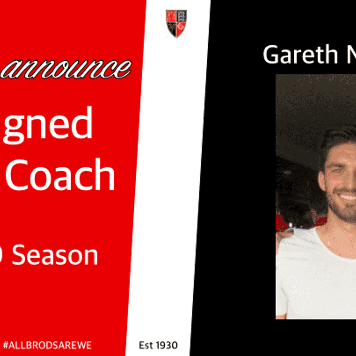 Gareth Newman - Backs Coach