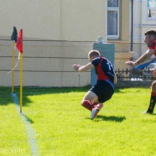 1st XV v St Austell