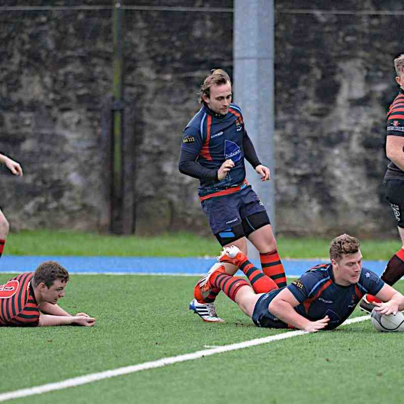 DSRFC II v CullomptonII.HD15. by Mark Andrews