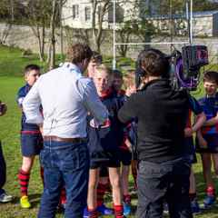 Under11s BBC interview