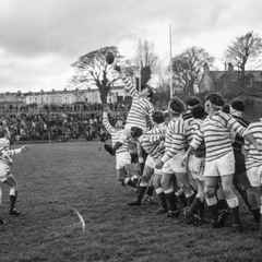 Devon v Cornwall at The Rectory 1969