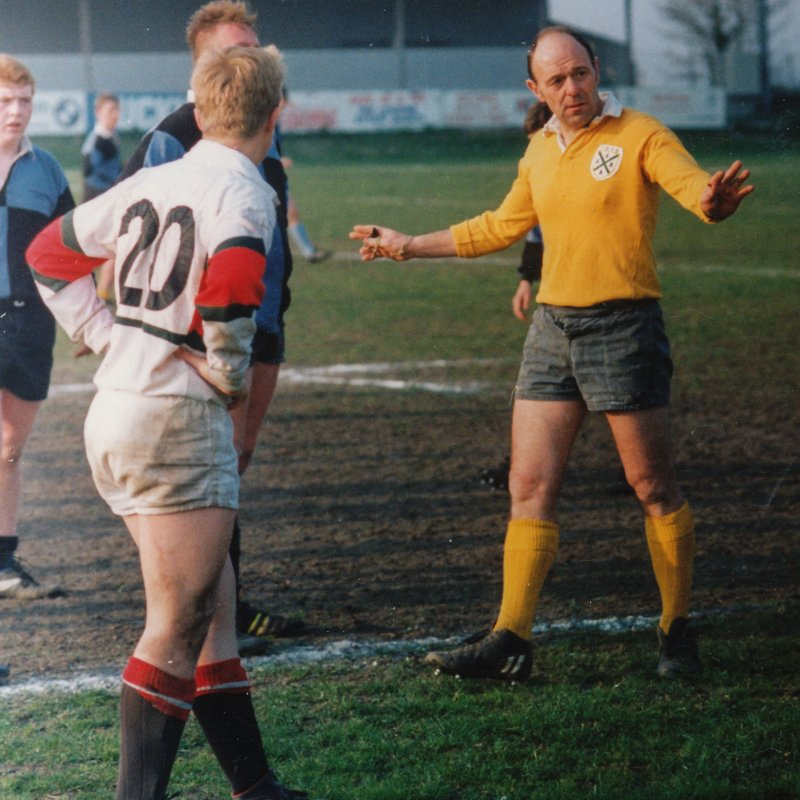 Referees from the past