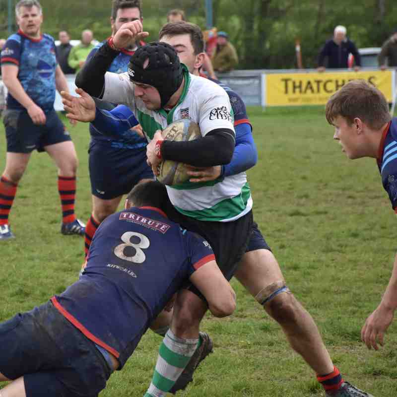 DSRFC v Chew valley.AA18.play off