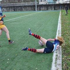 DSRFC U18 Girls v Crediton.HNov18
