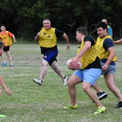 More Touch Rugby June 2017