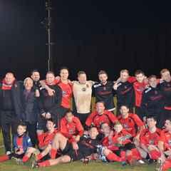 Swifts win Herts Senior Centenary Trophy