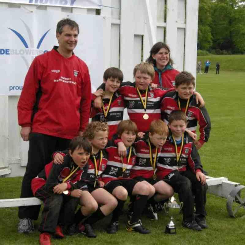 P4 East Kilbride Tournament