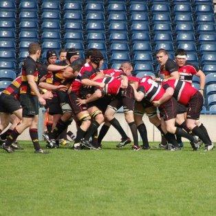 Greenock Wanderers 9  Lasswade 27