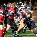 Glasgow Accies 22 Laswade 19