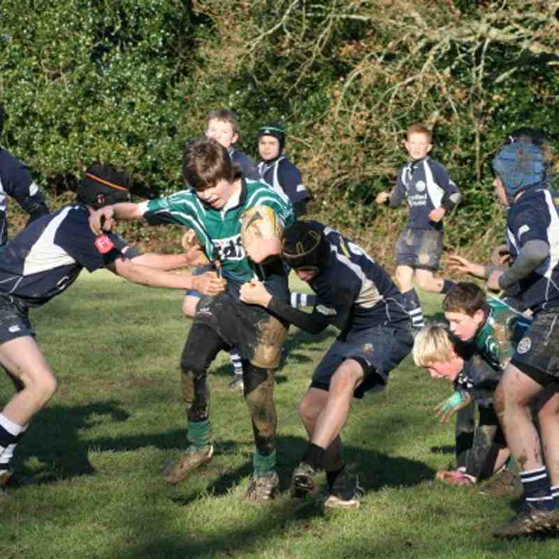 U14 East Grinstead vs Heathfield 9th Jan 2011