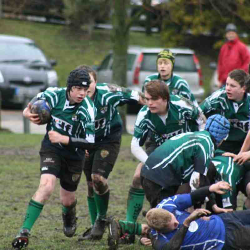 U14 Heathfield v Lewes 6th feb 2011