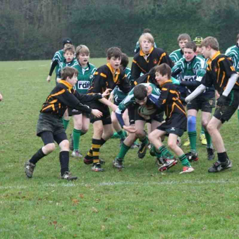 U14 Heathfield v Burgess Hill - 13th March